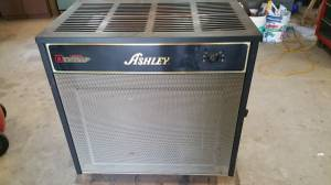 Ashley Coal/wood stove (Spencer)