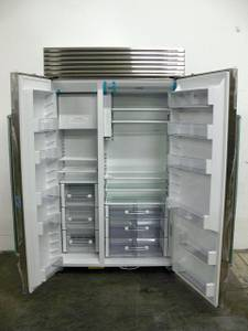 US Sub Zero never used refrigerator BI-48 BI-48SID/S/PH (elko)