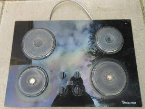 Magic Chef Electric Cooktop - Glass - ((southwest))