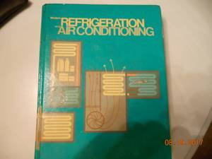 Modern Refrigeration and Air-Conditioning Text Book (Auburn,M.I)