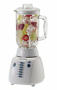 Black & Decker Crush Master BL12475G - blender - white (Cary)