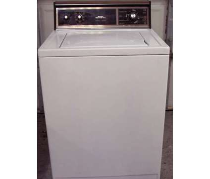 Washer - Older