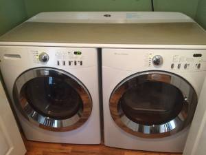 Frigidaire Washer and Dryer (Milwaukie)