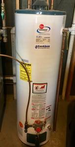 40 Gallon Water Heater (Farmington)