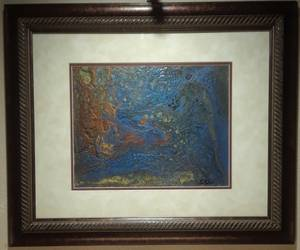 Original Artist Abstract Paintings, Very Unique..... (Plano)