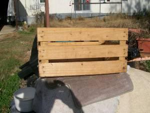 Wooden Crates (BRIGHTON)