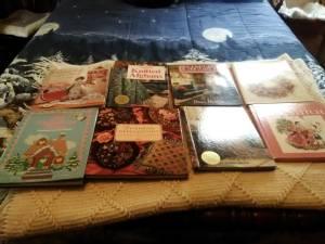Vintage Craft, Cooking, Decorating Books Set of 8