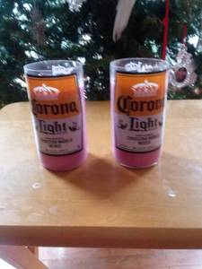 Corona Light Beer Bottle Candles (Norcross)