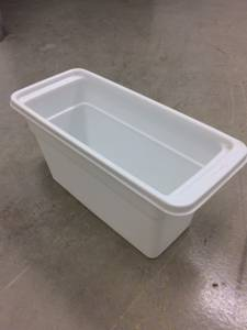 Rubbermaid container (McLean)