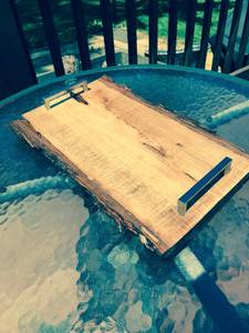 Live Edge Serving Trays (Indianapolis)