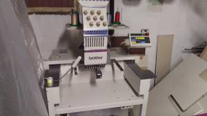 Brother Commercial Embroidery Machine (Cleveland)