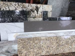 Granite slab remnant yard and quartz remnants yard lot also,many sizes (Chicago)