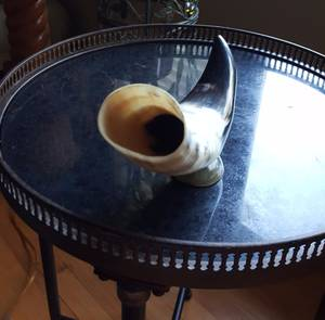 Decorative Faux Horn (Downers Grove)
