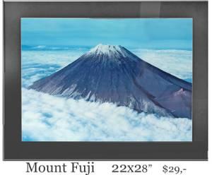 Mount Fuji (santa monica)