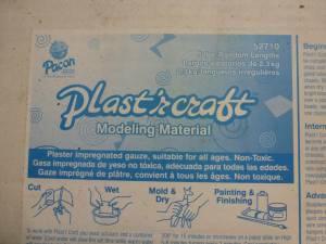 Modeling Material Plaster Wrap (Marlboro NJ)