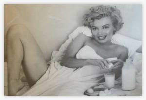 Marilyn Monroe picture 20x30 (River Rouge, MI)