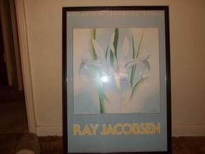 Four Glass-Framed Fine Art Prints (East Memphis)