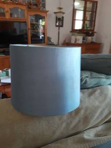 Over 10 NEW LAMPSHADES (E.LONG BEACH)