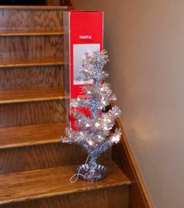 Small Christmas Tree - Martha Stewart (Sioux Falls)