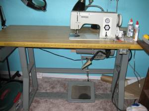 Industrial sewing machine (so.okc)