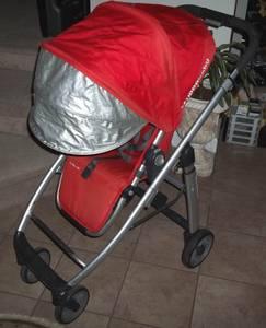 Cruz Uppababy Stroller (Richardson)