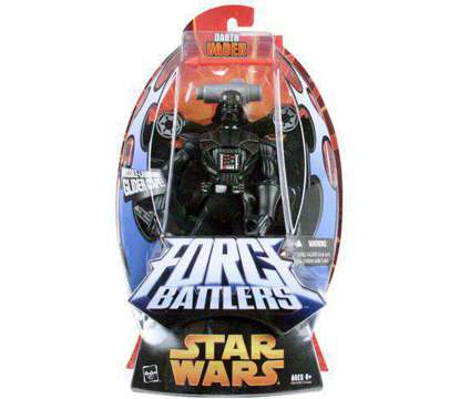Star Wars Force Battlers - Darth Vader Action Figure