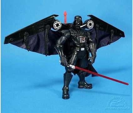 Star Wars Force Battlers - Darth Vader Action Figure