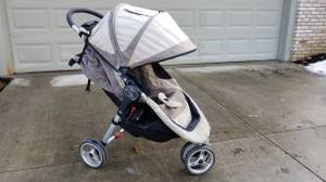 Baby Jogger City Mini stroller (Dublin, near Powell Worthington)