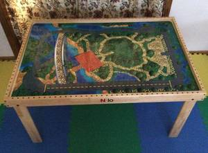 Activity Table - Trains, Lego, Crafts - NILO (Dublin)