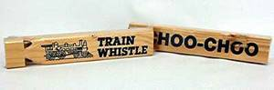 Wooden Train Whistles (North Memphis)