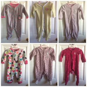 9-12 month baby GIRL clothes (East las vegas)