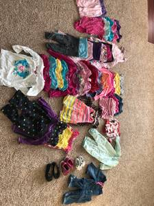 12-24 months girl clothes