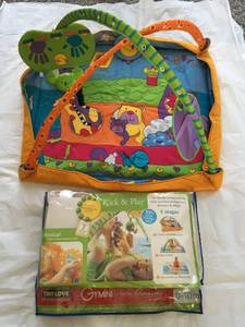 Tiny Love Gymini Playgroud
