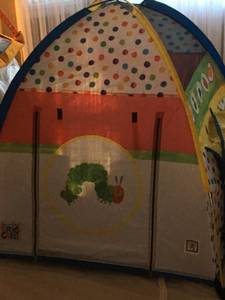 Very Hungry Caterpillar Play Tent and Pacific Play Tunnel