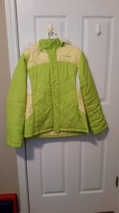 Girls Winter Jacket (Free Country Brand) w/Removable Hood (Buford)