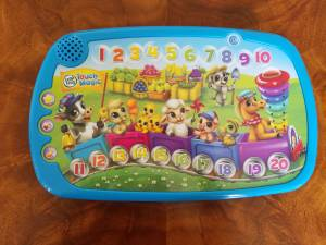 Leapfrog Touch Magic Counting Train Learn With Fun Farm Animals (New Lenox)