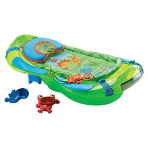 Fisher Price Rainforest Infant Bath Tub Center (Concord)