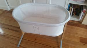 Baby Bjorn Breathable Bassinet / Cradle (Cheyenne)