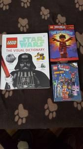 Lego books (Beaver Dam)