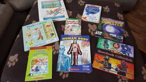 Childrens book lot (Beaver Dam)