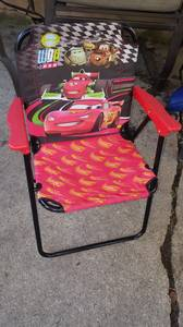 Kids folding chair (Beaver Dam)
