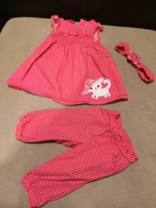 3-6 month Gymboree outfit (Denver DTC)