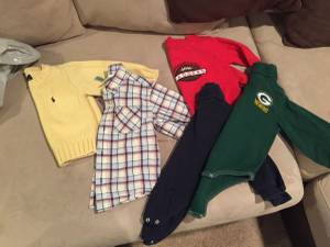 Boy's 18-24 month clothes (Denver DTC)