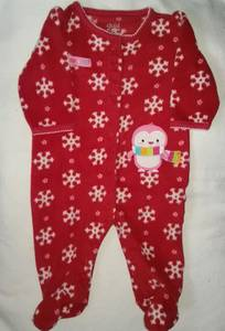 Winter Holiday Baby Outfits - 0 - 24 Months (9 outfits) (Marlboro Stow)