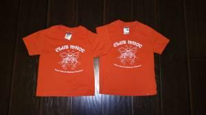 2 Mary Help of Christians Preschool MHOC shirts uniform (weston)