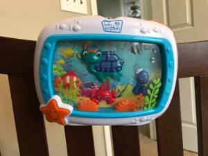 Baby Einstine Crib Aquarium (Broomfield)