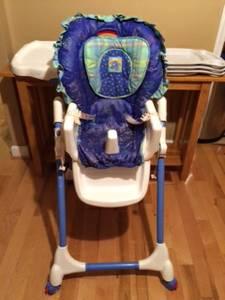 Infant / Baby / Child High Chair (Aberdeen)