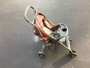 Cosco Stroller with Canopy (SW)