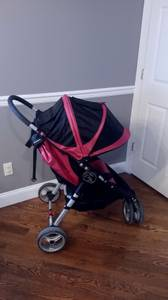 Baby Jogger City Mini Stroller with a lot of EXTRAS (Great Kills)