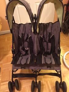 double stroller (Natick)